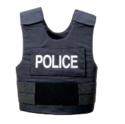 How much does a bulletproof vest help?