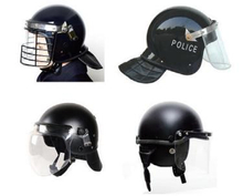 Anti Riot Helmet for Police with Face Shield