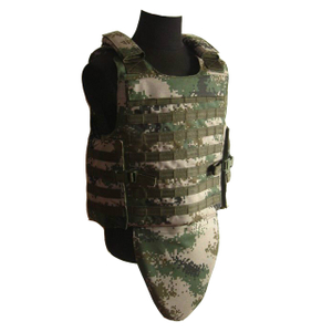 PE Bulletproof Vest for Army with NIJ Standard